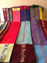 Harry Potter Boxed Set Afghan